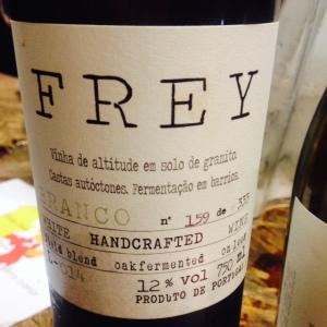 Portugal - Douro - Frey - Branco - 2014