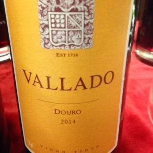 Portugal - Douro - Quinta do Vallado - 2014