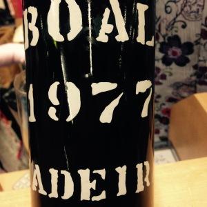 Portugal - Madère - H.M. Borges - Vintage - Boal - 1977