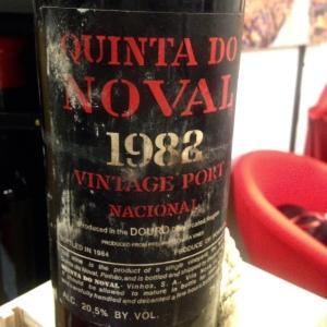 Portugal - Porto - Tawny - Quinta de Noval - Vintage 1982