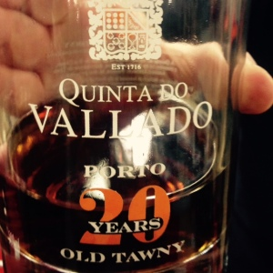 Portugal - Porto - Tawny - Quinta do Vallado - 20 ans