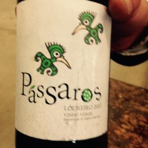 Portugal - Vinho Verde - Anselmo Mendès - Passaros - Loureiro - 2015