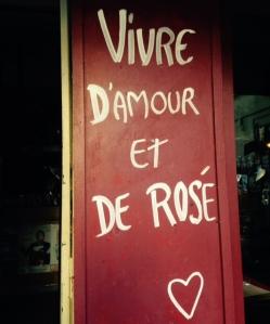 AOC - Bar à vins et restaurant - Avignon - façade 2