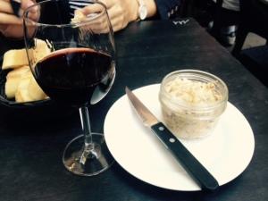 AOC - Bar à vins et restaurant - Avignon - rillettes