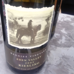 Australie - Eden Valley - Yalumba - Heggies Vineyard - Riesling - 2005