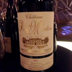 Bordelais - Saint-Emilion Grand Cru - Château Puy Mouton - 2011