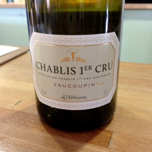 Bourgogne - Chablis 1er Cru - La Chablisienne - Vaucoupin - 2013