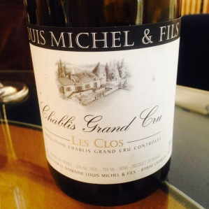Bourgogne - Chablis Grand Cru - Domaine Louis Michel & fils - Les Clos - 2007