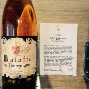 Bourgogne - Ratafia de Bourgogne - Domaine Verret