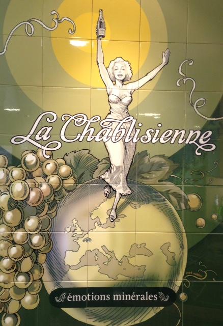 Chablis - La Chablisienne - Affiche 1
