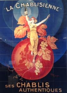 Chablis - La Chablisienne - Affiche 2