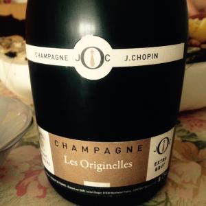 Champagne - Blanc de Blancs - Julien Chopin - Les Originelles - Extra Brut