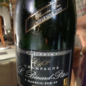 Champagne - L. Bénard-Pitois - 2009