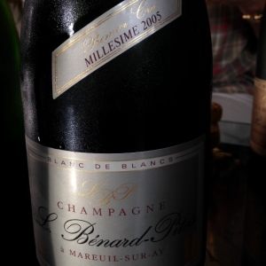 Champagne - L. Bénard-Pitois - Blanc de Blancs - 2005