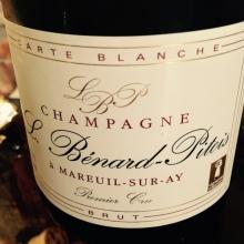 Champagne - L. Bénard-Pitois - Brut - Carte Blanche
