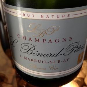 Champagne - L. Bénard-Pitois - Brut Nature