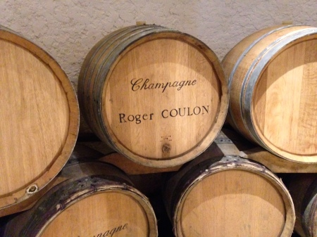 Champagne - Roger Coulon - Barriques 2