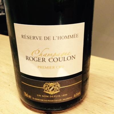 Champagne - Roger Coulon - Extra Brut - Réserve de l'Hommée