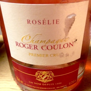 Champagne - Roger Coulon - Rosé - Rosélie