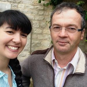 Wine selfie avec Jean-Pierre Grossot