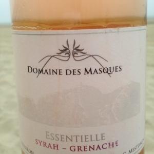 Provence – IGP Bouches-du-Rhône – Domaine des Masques – Cuvée Essentielle – Syrah - Grenache - 2015 - Rosé