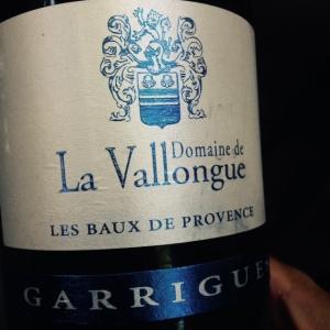 Provence - Les Baux de Provence - Domaine de la Vallongue - Garrigues - 2011