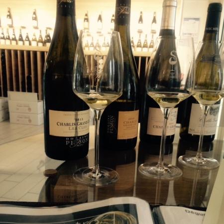 Chablis - Cave à vins - Signé Chablis
