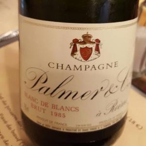 Champagne - Palmer & Co - Blanc de blancs - 1985