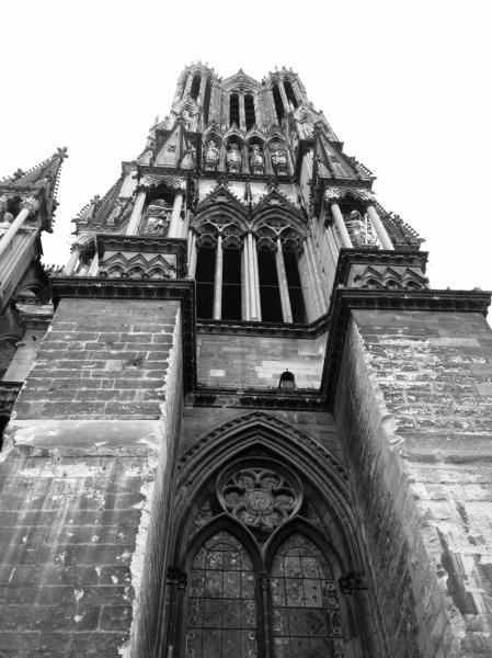 Une cathédrale imposante