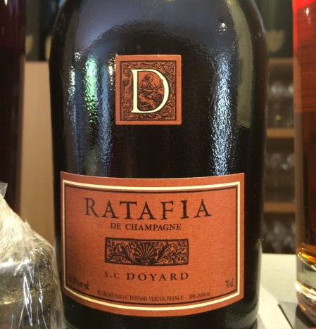 Hautvilliers - Au 36 - Ratafia bouteille