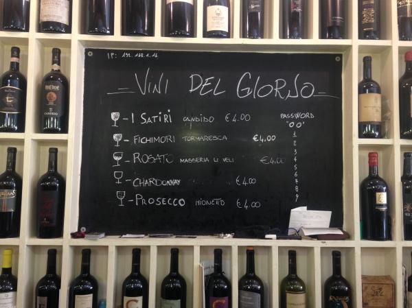 Italie - Lecce - Doppiozero - wine bar - Bar