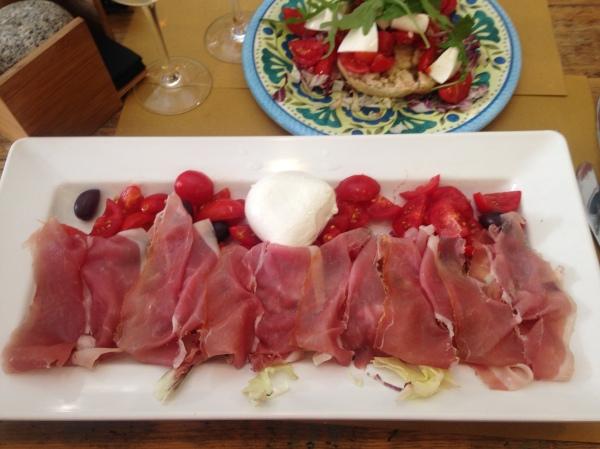 Italie - Lecce - Doppiozero - wine bar - Food 5