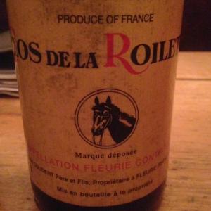 Beaujolais - Fleurie - Clos de la Roilette - 2015