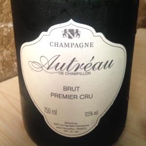 Champage Autréau - Brut - Premier Cru