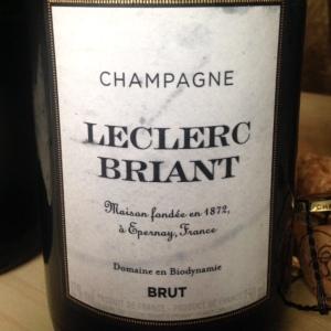 Champagne - Leclerc Briant - Brut