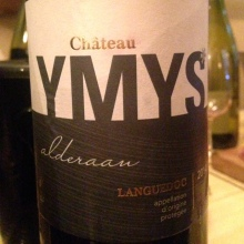 Languedoc-Roussillon - Languedoc - Château YMYS - 2014