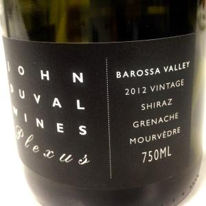 australie-sud-barossa-valley-john-duval-wines-plexus-2012