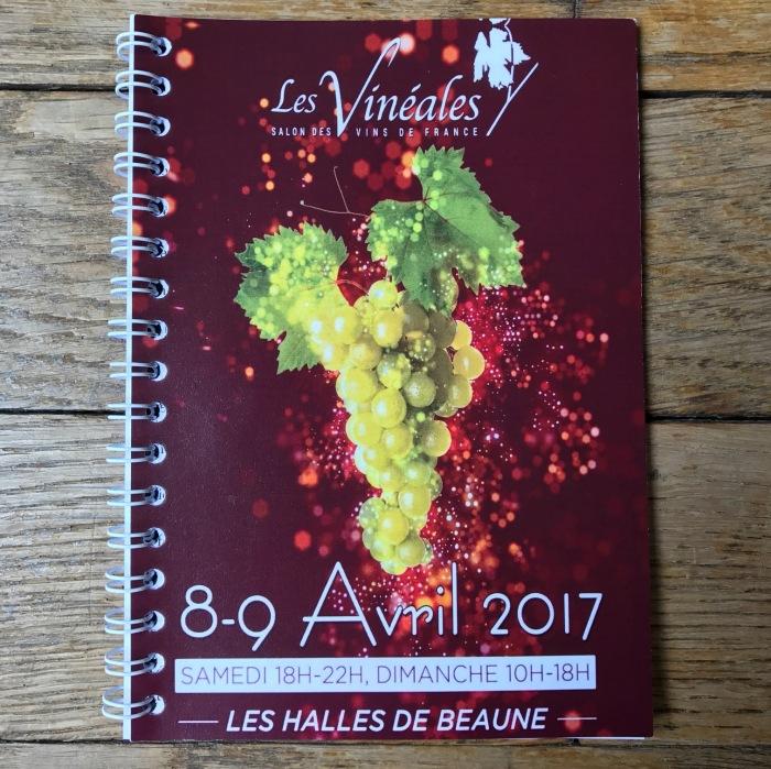 Les vin ales salon du vin beaune 8 9 avril 2017 for Salon du vin toulouse 2017