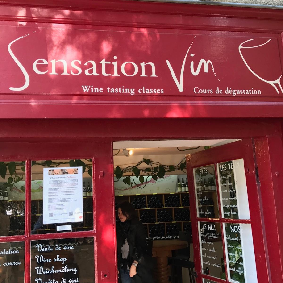 Beaune sensation vin ecole de d gustation larry levan 20 - Cours de cuisine beaune ...