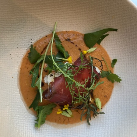 Volnay l agastache restaurant larry levan 20 for Agastache cuisine