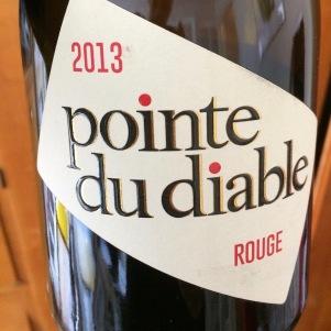 Provence - Côtes de Provence - Château Malherbe - Pointe du diable - 2013