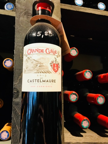 Honfleur - Chez D.D. - Cave à vins - Castelmaure